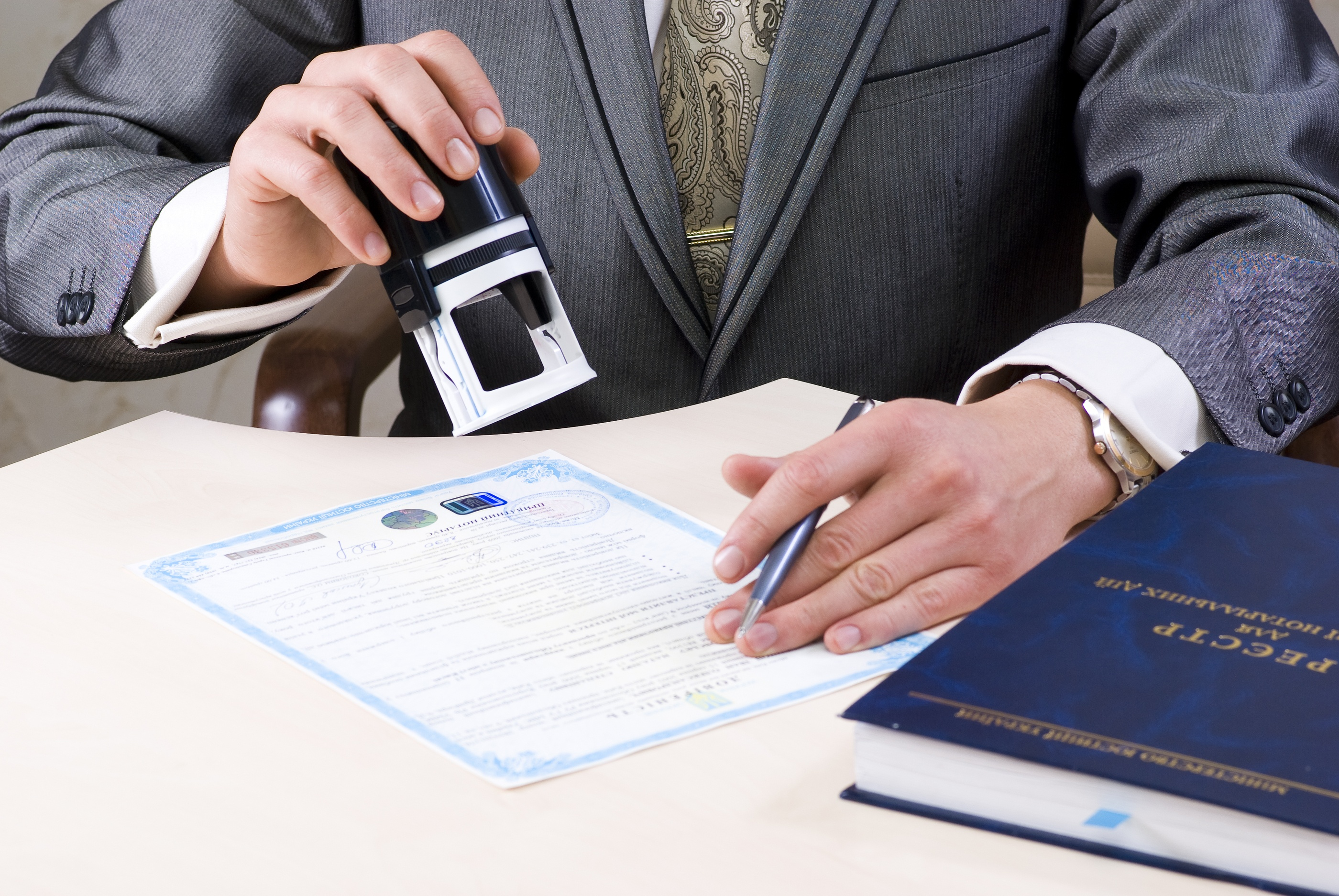 As A Notary Public, You're Responsible For Many Aspects Of Your Clients'